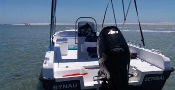 Alugar barcos setubal sesimbra golfinhos seastar05
