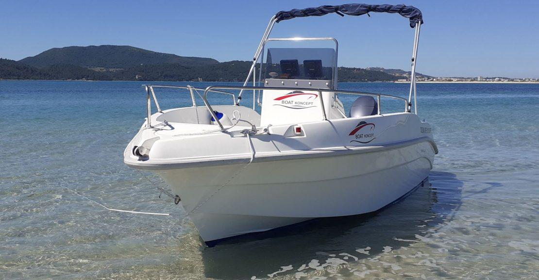 ocean life boatkoncept aluguer barcos 6